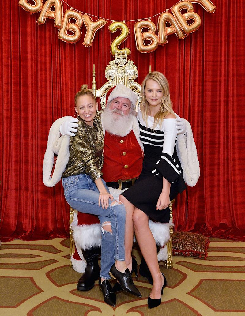 Nicole Richie and Rachel Zoe Team Up with Old Navy for Polar Bear ...