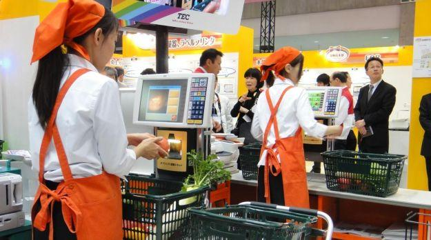 New Toshiba supermarket scanner does away with need for bar codes