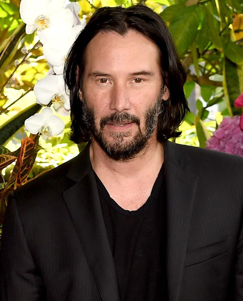 Keanu Reeves | Photo by Kevin Winter/Getty Images