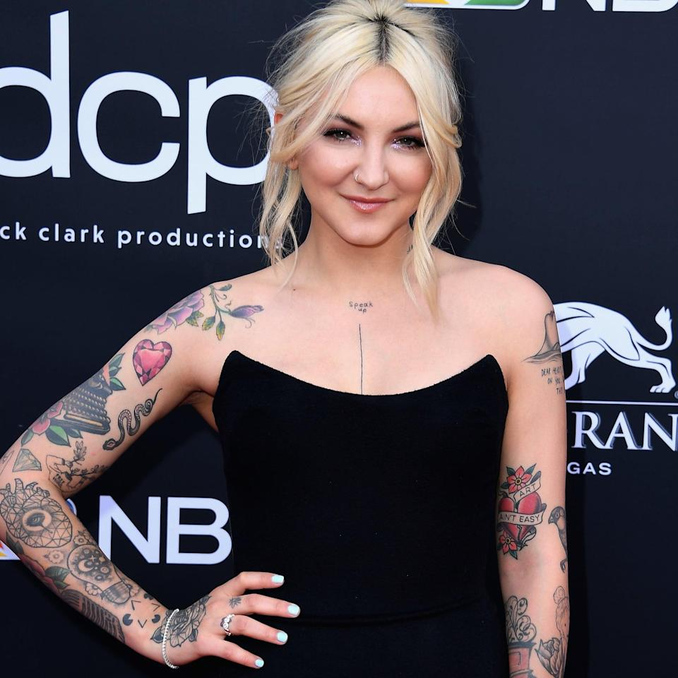 Julia Michaels Reveals the Most Meaningful Tattoos From Her 20+  ...