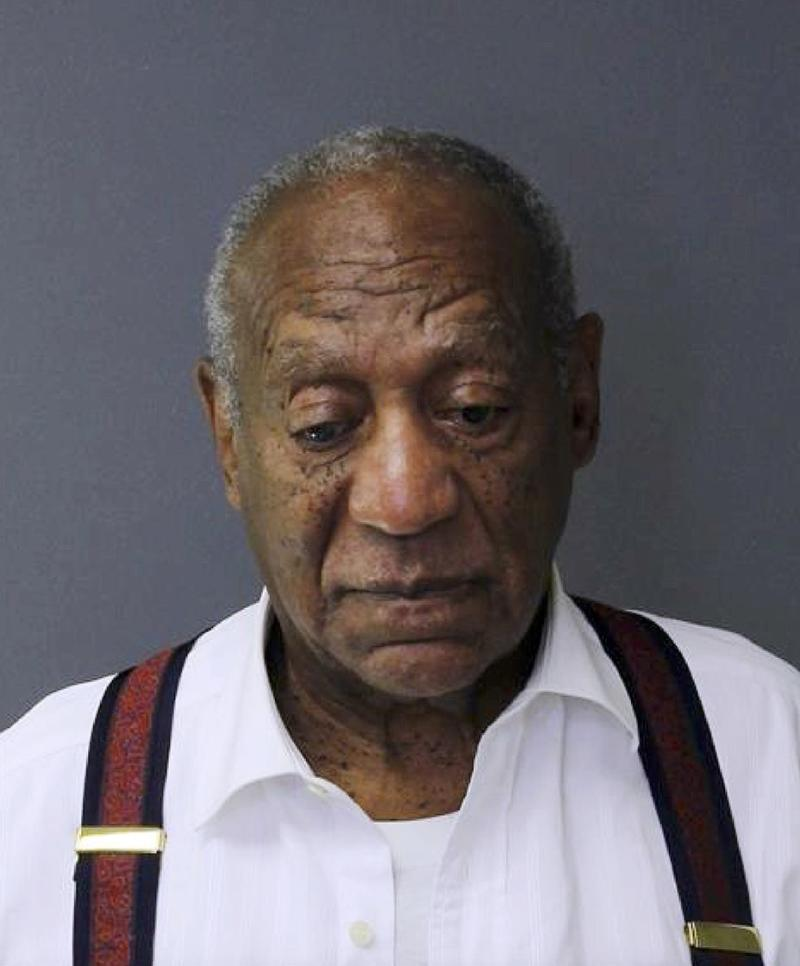 Bill Cosby spends first night in state prison