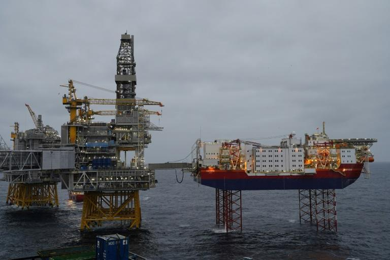 Norway is western Europe's biggest oil producer (AFP/Tom LITTLE)