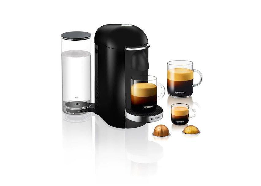 <p>If they love coffee, they'll love this sweet system that makes it simple to whip up quality coffee drinks right at home.</p>