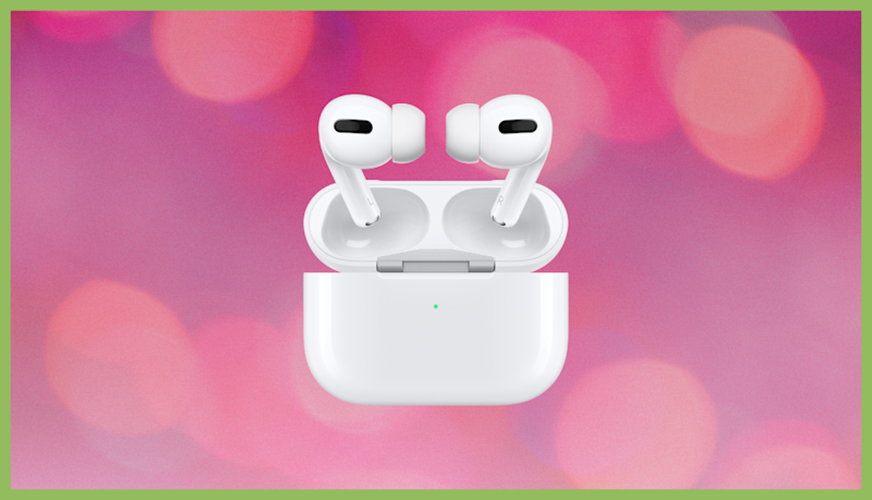 Customizable and noise-canceling: Apple's AirPods Pro are a safe bet (Photo: Apple).
