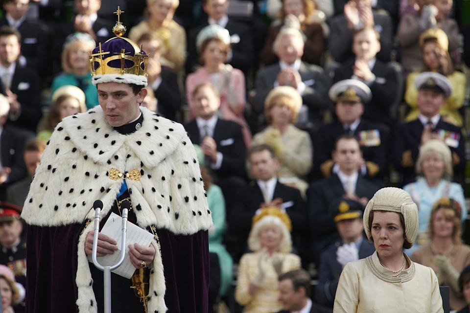 <p>Josh O'Connor takes on the role of Prince Charles in the third series. In one episode, he's sent to Wales to learn the language before his investiture as Prince of Wales, before he's posted overseas for eight months as a result of his affair with the soon-to-be married Camilla. </p>