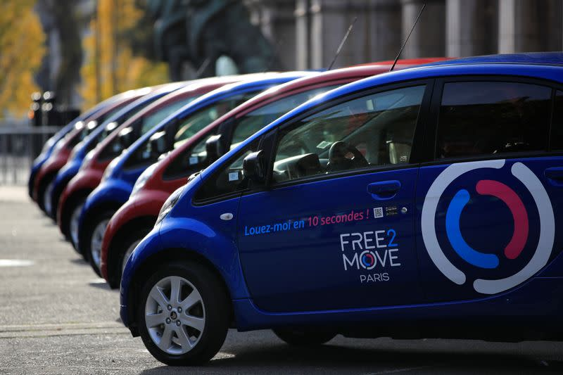 PSA's car sharing service can now seek new investors, CEO says