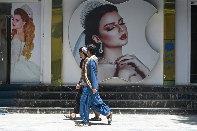 Since the US-led invasion, hundreds of once-forbidden beauty parlours have proliferated around Kabul