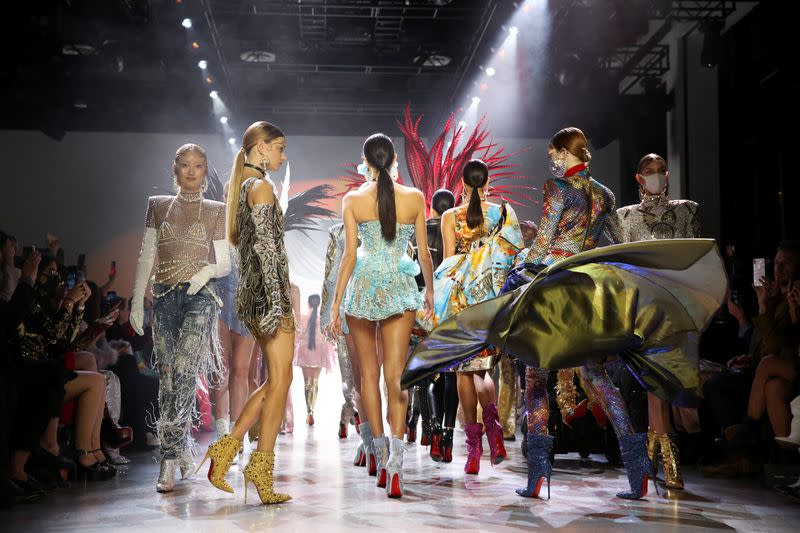 COVID-19 restrictions give New York Fashion Weeknew look