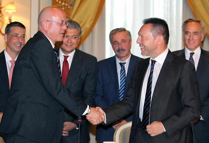 Smiles in Greece as pipeline rival concedes loss