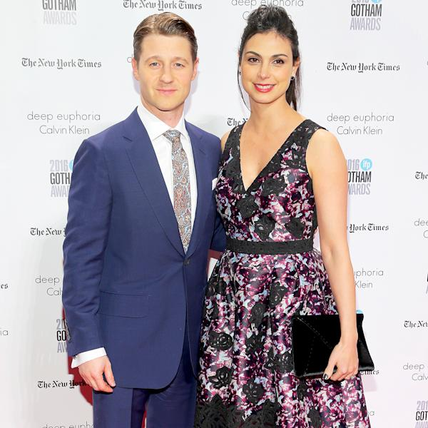 Ben McKenzie and Morena Baccarin are officially engaged, Us Weekly can exclusively confirm — see a photo of her ring!