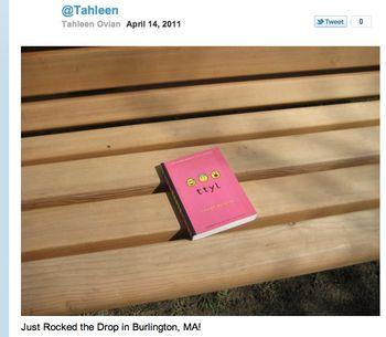 Leave a Book, Find a Book to Support Teen Lit