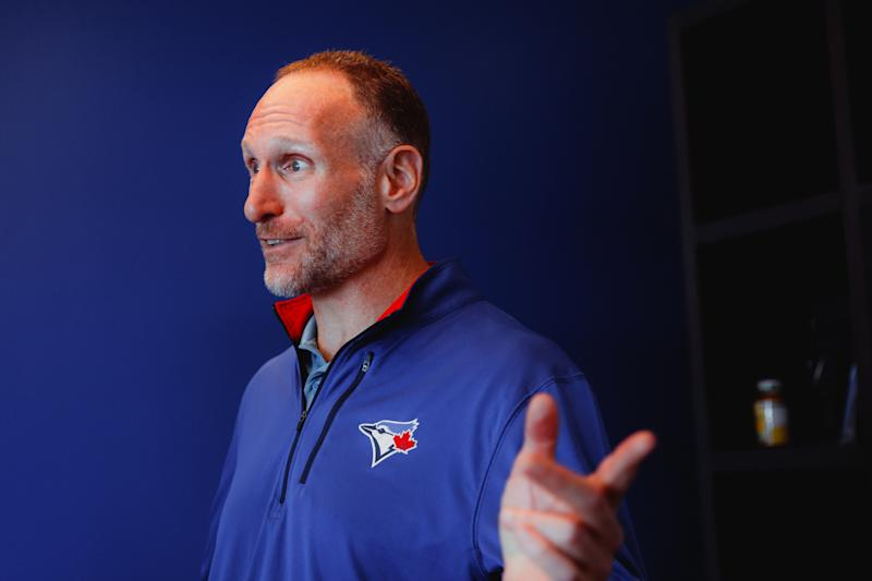 Mark Shapiro isn't too concerned with his public perception. (Kishan Mistry/Yahoo Sports Canada)