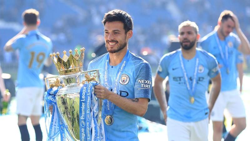 Man City Star Set To Become Face Of David Beckham's MLS Club