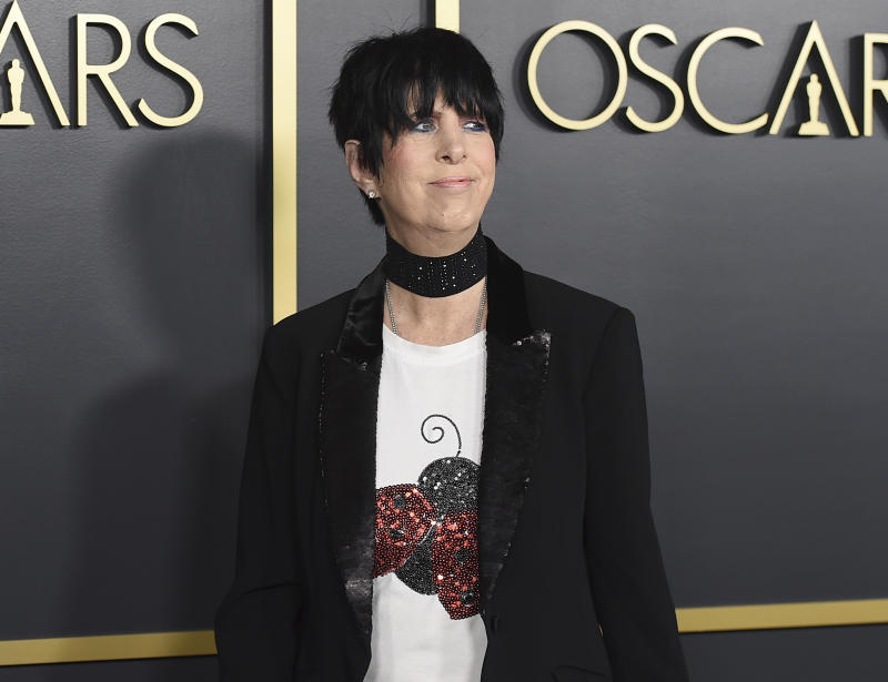 Diane Warren arrives at the 92nd Academy Awards Nominees Luncheon at the Loews Hotel on Monday, Jan. 27, 2020, in Los Angeles. (Photo by Jordan Strauss/Invision/AP)