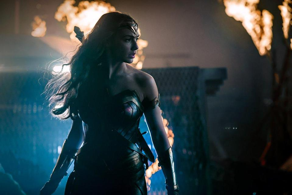 Is 'Wonder Woman' not being sold hard enough? (Credit: Warner Bros)