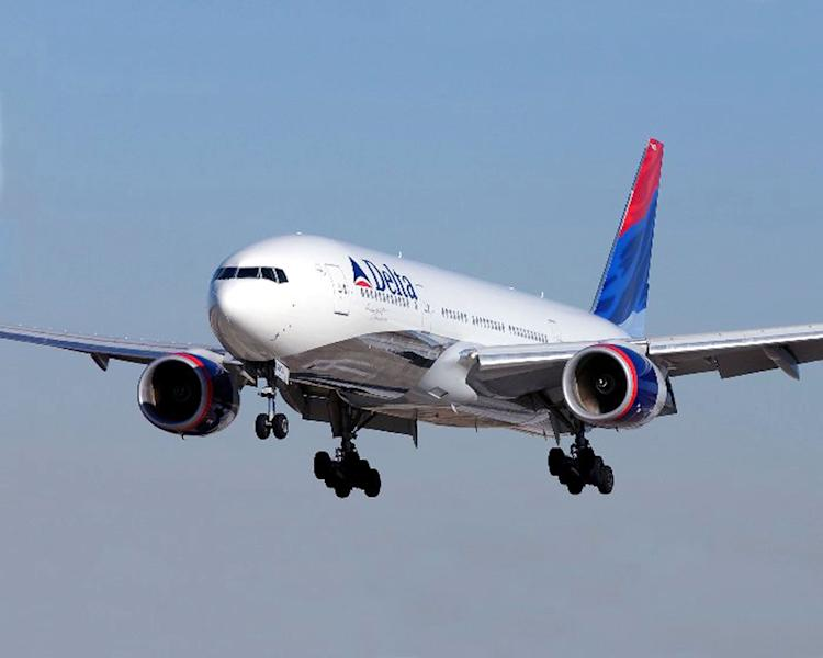 Delta Airlines tops a list of US air carriers.