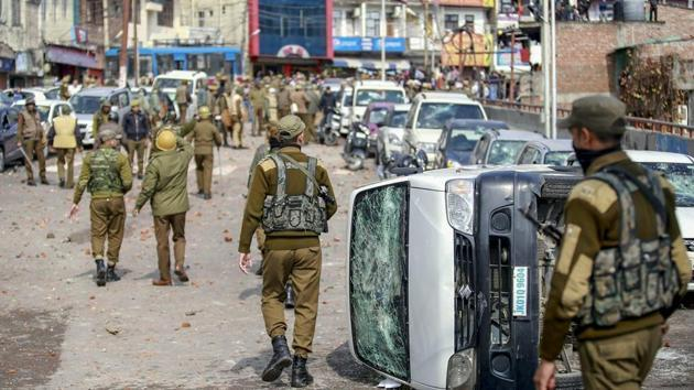 Class 9 student arrested for Jammu attack, toll rises to 2