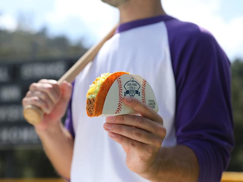 Score a Free Taco from Taco Bell This Week, Thanks to the Washington Nationals