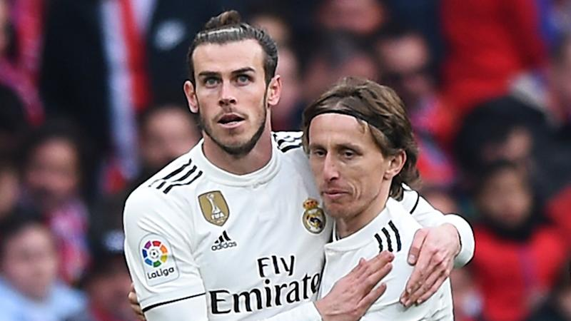 Bale reveals American dream and laughs at Modric golf game