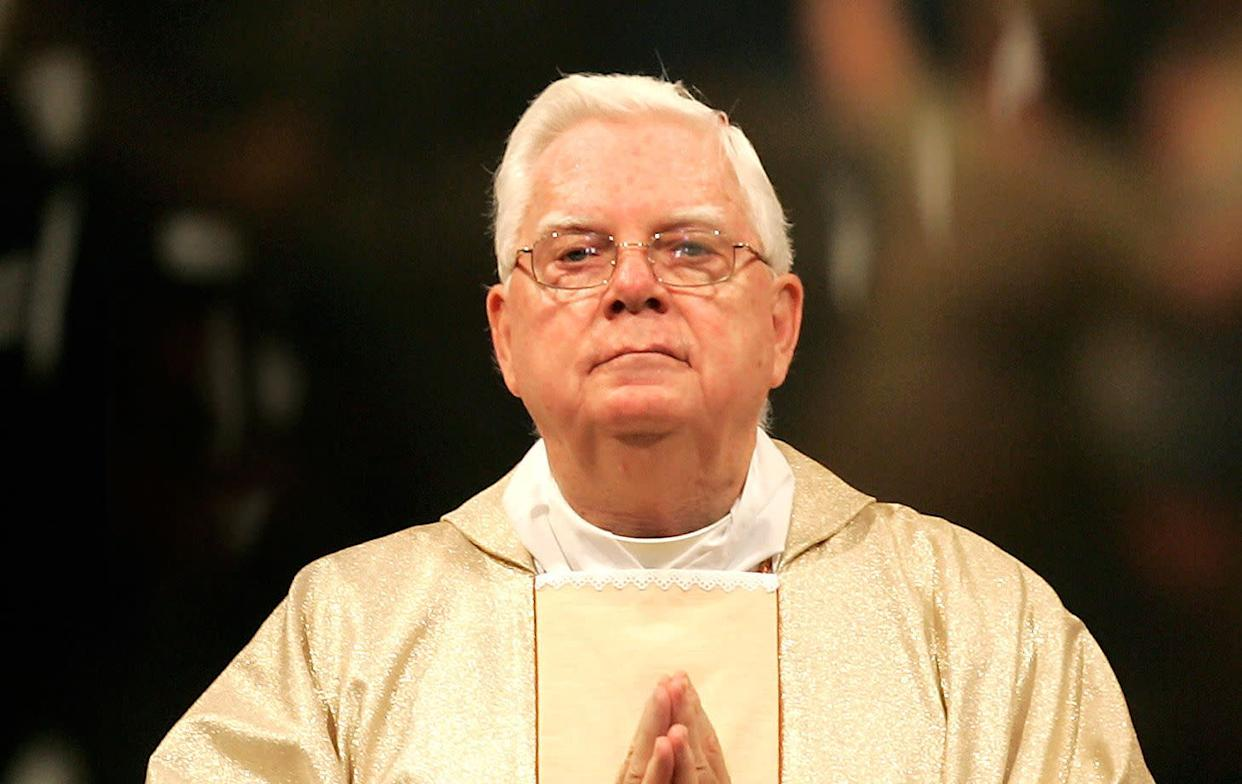 Cardinal Bernard Law, who was forced to resign in 2002 as archbishop of Boston over a sex-abuse scandal after a two-decade reign as one of the highest-ranking Catholic officials in the United States, died on December 20, 2017. He was 86.