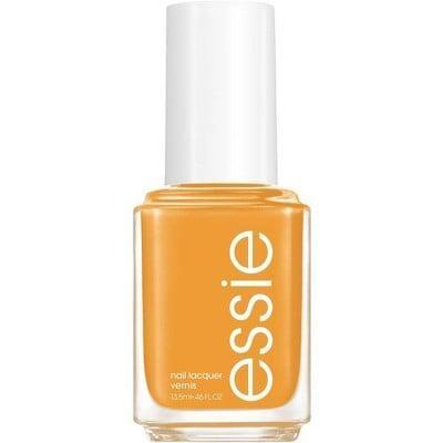 """<p>It's bright, sunny, and 100 percent guaranteed to add a dose of happy into your life: """"<a href=""""https://www.popsugar.com/beauty/yellow-nail-polish-color-trend-47235998"""" class=""""link rapid-noclick-resp"""" rel=""""nofollow noopener"""" target=""""_blank"""" data-ylk=""""slk:Soft yellows"""">Soft yellows</a> will win hearts,"""" Di Lullo said. """"'Illuminating' is one of Pantone's shades of the year, and daisy nail art is all over our feeds - so why not give yourself a smile with a mani in this optimistic shade?""""</p> <p>Veteran manicurist <a href=""""https://www.instagram.com/jinsoonchoi/?hl=en"""" class=""""link rapid-noclick-resp"""" rel=""""nofollow noopener"""" target=""""_blank"""" data-ylk=""""slk:Jin Soon Choi"""">Jin Soon Choi</a> agreed: """"Yellow is a cool and unexpected twist on a colorful manicure. Everything from lime, mustard, and hot yellow has made a big comeback this season. People sometimes forget how flattering it can be, but pops of yellow are good to use on short-to-medium-length nails and work as an accent nail with neutral colors or for nail art.""""</p> <p><span>Essie Nail Color in You Know the Espadrille</span> ($9)</p>"""