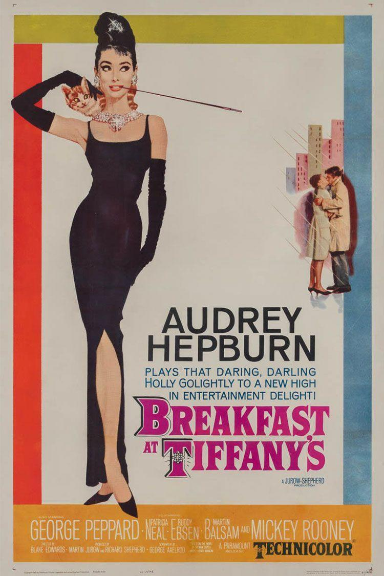 """<p><strong>$13.99</strong> <a class=""""link rapid-noclick-resp"""" href=""""https://www.amazon.com/Breakfast-at-Tiffanys-Audrey-Hepburn/dp/B000HX499S/ref=sr_1_1?tag=syn-yahoo-20&ascsubtag=%5Bartid%7C2089.g.19687212%5Bsrc%7Cyahoo-us"""" rel=""""nofollow noopener"""" target=""""_blank"""" data-ylk=""""slk:BUY NOW"""">BUY NOW</a></p><p>Tiffany & Co. has actually <a href=""""http://www.tiffany.com/Locations/EventDetail.aspx?eventid=1063"""" rel=""""nofollow noopener"""" target=""""_blank"""" data-ylk=""""slk:started serving breakfast"""" class=""""link rapid-noclick-resp"""">started serving breakfast</a> at their Blue Box Café over 50 years after Audrey Hepburn made it the glamorous thing to do. Holly Golightly is eternal!</p>"""