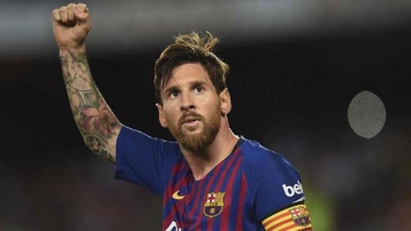 Manchester City deny making an offer for Leo Messi