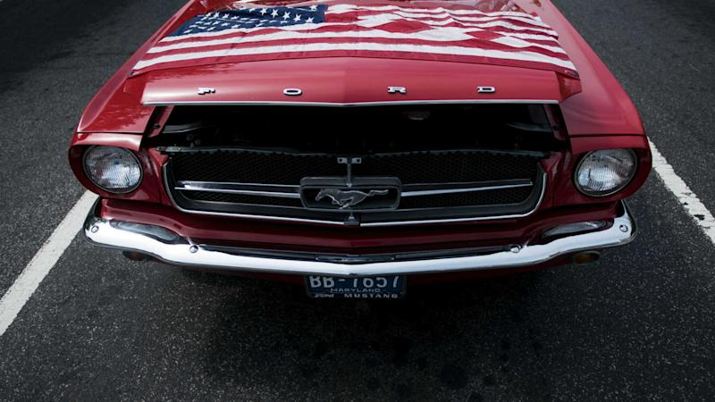 Ford bringing Mustang to NASCAR Cup Series in 2019
