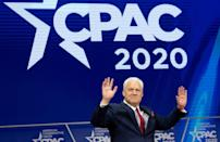 Matt Schlapp, chairman of the American Conservative Union, at the Conservative Political Action Conference in Oxon Hill, Maryland