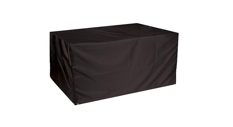 Bosmere Protector 6000 Storm Black 6 Seat Rectangular Table Cover