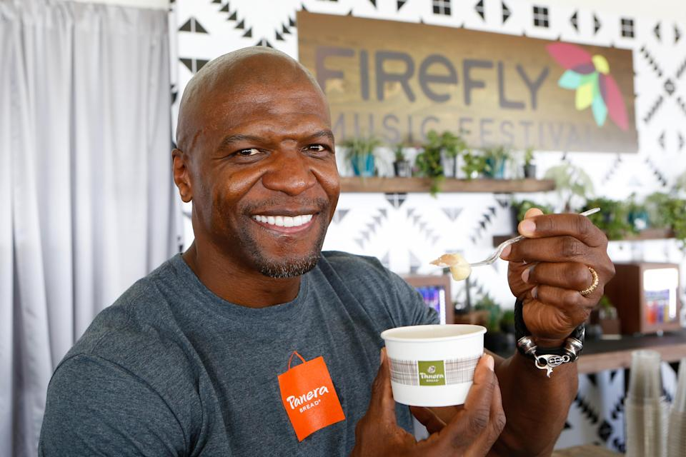 Terry Crews' Strict Diet Is Only Successful Because of Cheat Days