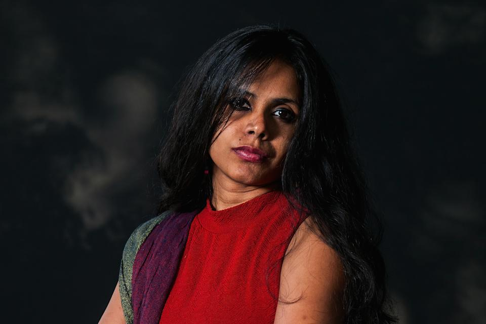 Meena Kandasamy (Photo by Simone Padovani/Awakening/Getty Images)