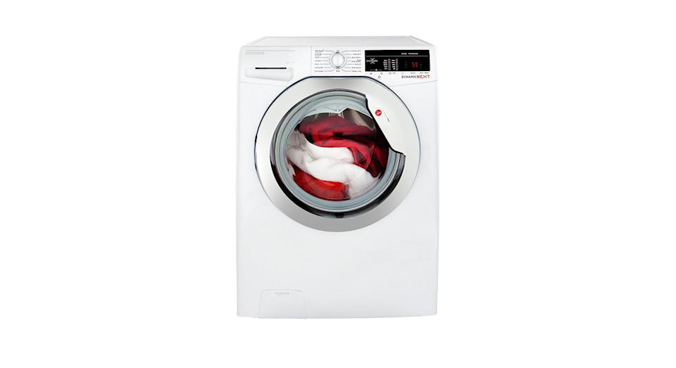 Hoover Dynamic Next 9kg Load, 1400 Spin Washing Machine