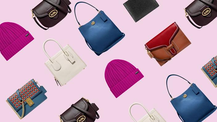 Coach is offering up to 65% off sale items for a limited time only!