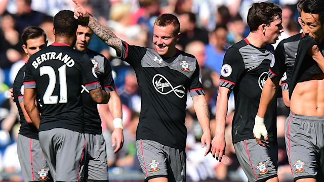 Southampton secured a second successive win as Jordy Clasie marked his recall to the starting XI with only goal at West Brom.