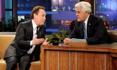 Jay Leno In Emotional Farewell To Tonight Show