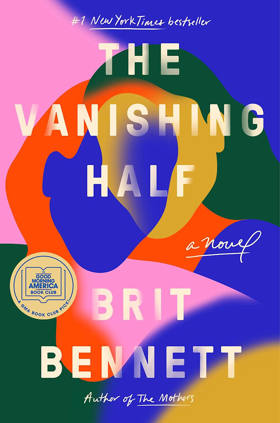 The Vanishing Half by Brit Bennett (Photo via Amazon)