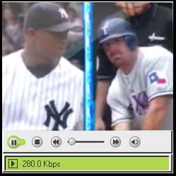 MLBAM's first streaming window in 2002