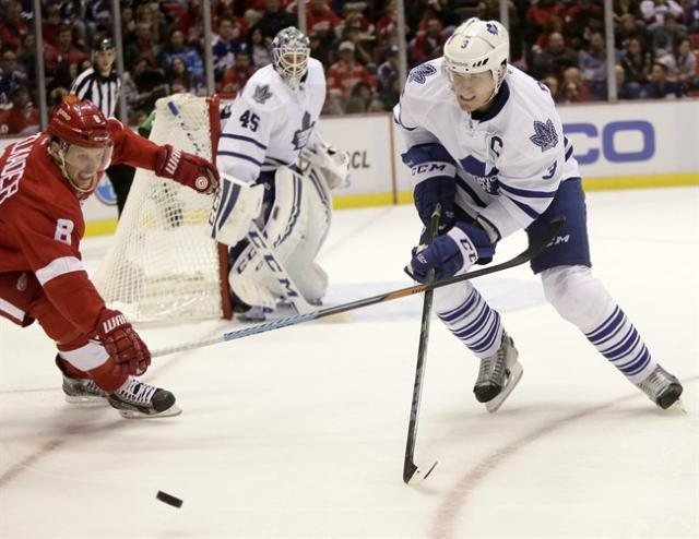 More than 2 million viewers watched Hockey Night in Canada on Saturday. (AP Photo/Duane Burleson)