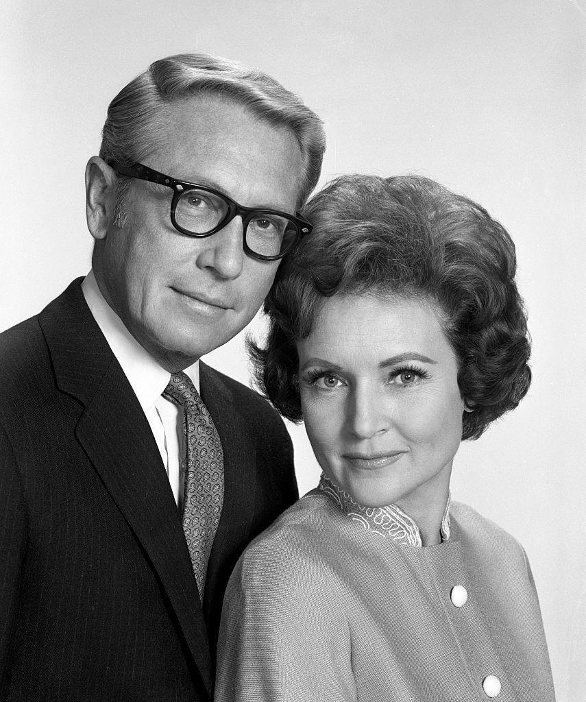 <p>Allen Ludden and Betty White are major couple goals. Don't believe it? Go find some old episodes of <em>Password</em> and see these two in action. </p>