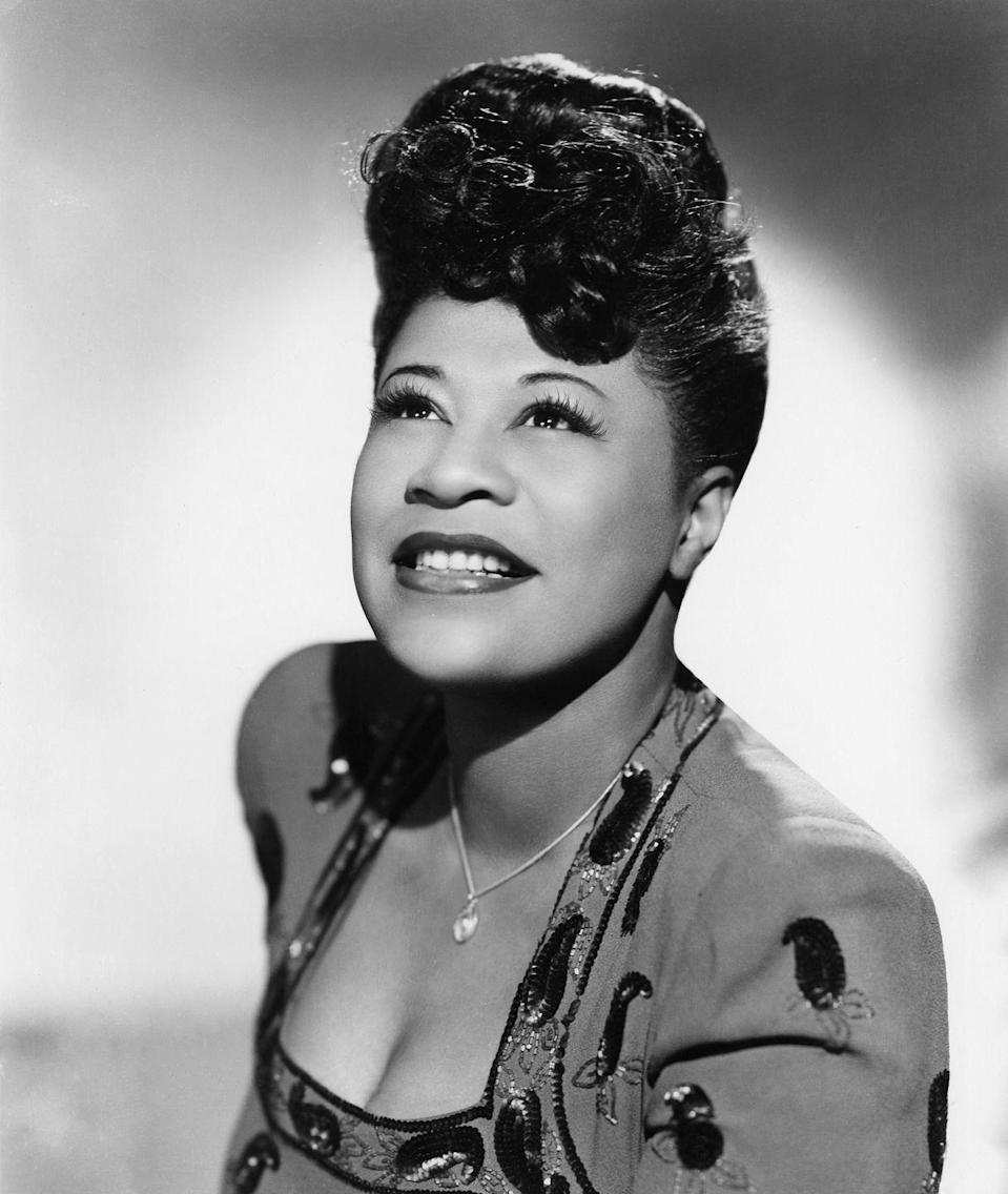 """<p>Ella Fitzgerald's jazzy rendition of this Christmas classic is a holiday staple. A harmonica version of it was actually <a href=""""https://www.smithsonianmag.com/history/day-two-astronauts-said-they-saw-ufo-santa-suit-109444898/"""" rel=""""nofollow noopener"""" target=""""_blank"""" data-ylk=""""slk:the first song ever played in outer space"""" class=""""link rapid-noclick-resp"""">the first song ever played in outer space</a>, according to the Smithsonian. </p><p><a class=""""link rapid-noclick-resp"""" href=""""https://www.amazon.com/Jingle-Bells/dp/B07H18PYV4?tag=syn-yahoo-20&ascsubtag=%5Bartid%7C10055.g.2680%5Bsrc%7Cyahoo-us"""" rel=""""nofollow noopener"""" target=""""_blank"""" data-ylk=""""slk:AMAZON"""">AMAZON</a> <a class=""""link rapid-noclick-resp"""" href=""""https://go.redirectingat.com?id=74968X1596630&url=https%3A%2F%2Fitunes.apple.com%2Fus%2Falbum%2Fjingle-bells%2F1434902284&sref=https%3A%2F%2Fwww.goodhousekeeping.com%2Fholidays%2Fchristmas-ideas%2Fg2680%2Fchristmas-songs%2F"""" rel=""""nofollow noopener"""" target=""""_blank"""" data-ylk=""""slk:ITUNES"""">ITUNES</a></p>"""