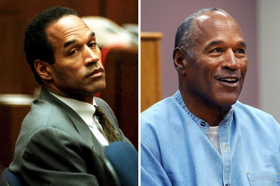 <p>Two years after Simpson's 1995 acquittal, a civil court jury found him liable for the deaths of his ex-wife and Goldman, and awarded $33.5 million to the families, which later doubled to $70 million due to interest, as Simpson has never fully paid the restitution. In 2007, he was arrested in Las Vegas and charged with armed robbery and kidnapping, of which he was later convicted and sentenced to 33 years in prison, with a minimum of nine years without parole. He served nine years at the Lovelock Correctional Center in Nevada and was granted parole in July 2017. He was released on October 1, 2017, and has remained a free man since. Now 73, Simpson lives mostly under the radar in Las Vegas. </p>