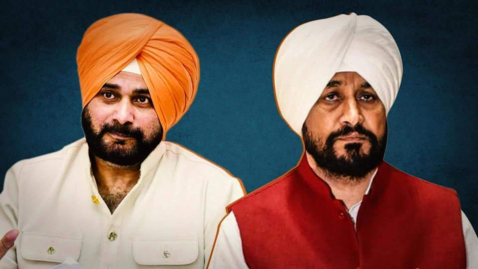Sidhu part of three-member panel formed to end Punjab deadlock
