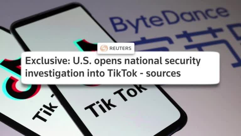 <p>The social media app TikTok, widely popular with American teenagers, has at least one thing that separates it from others such as Facebook, Twitter, or Snapchat. </p>               <p>It's not based Silicon Valley, but in fact owned by a Chinese technology company called ByteDance.</p>               <p> And Reuters has learned exclusively that ByteDance is now trying to separate TikTok out from its Chinese operations as U.S. regulators scrutinize the parent company over how it stores personal data. </p>               <p>TikTok was once an app known as Musical.ly, which featured teens lip-synching to their favorite tunes. </p>               <p>It was bought for $1 billion by ByteDance. Reuters reported earlier this month that acquisition fell under the eye of the Committee on Foreign Investment in the United States, or CFIUS, which reviews deals by foreign companies that could pose national security risks. CFIUS wants to know that U.S. user data will be stored in the in United States and not compromised by Chinese authorities. </p>               <p>ByteDance wants to avoid what happened to Chinese gaming firm Beijing Kunlun Tech Co, which agreed last spring to divest from its purchase of the gay hookup app Grindr over data concerns. U.S. lawmakers called last month for a national security probe into TikTok, expressing concern that the Chinese company may be censoring politically sensitive content, and raising questions about how it stores personal data.  </p>               <p>Last week, U.S. Army Secretary Ryan McCarthy said the U.S. military is undertaking a security assessment of TikTok. Facebook CEO Mark Zuckerberg, whose social media platform competes with TikTok for younger users, has also criticized the app over censorship concerns. </p>               <p>Sources told Reuters ByteDance had already started to separate its TikTok operations over the summer, before CFIUS got involved. The company says user data is stored in the U.S., with a backup in Singapore. 