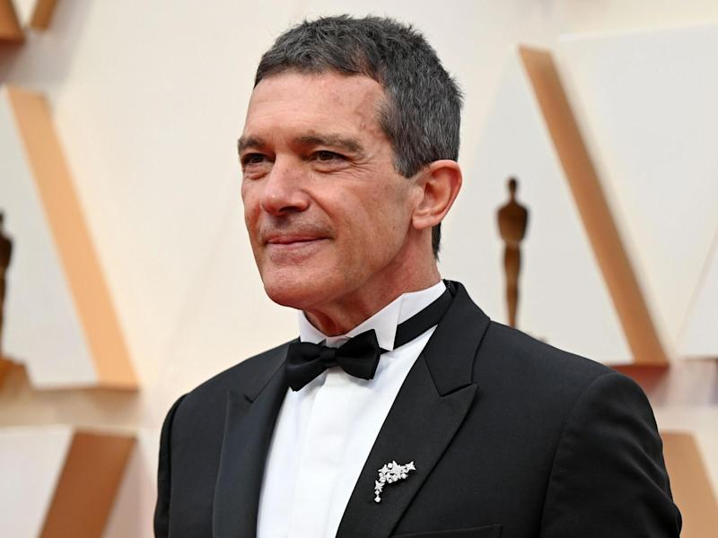'I am cured': Antonio Banderas says he has recovered from coronavirus
