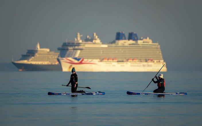 There is much anticipation regarding where we will see the meaningful return of cruising