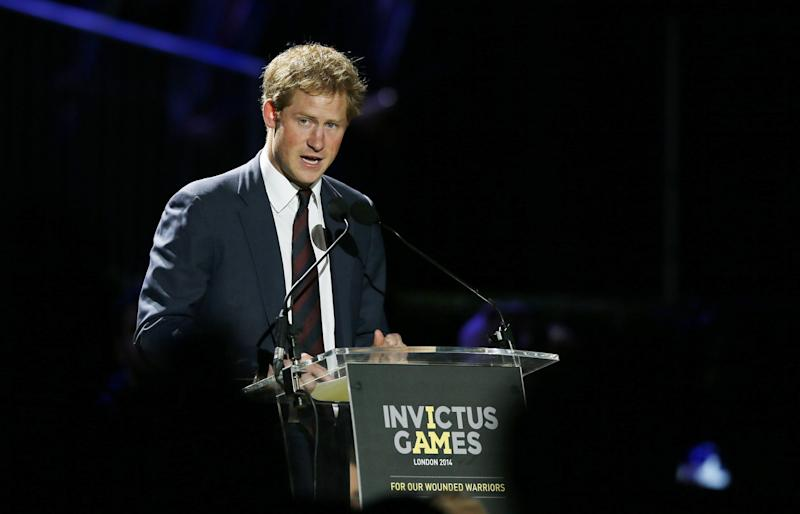 The Duke set up the Games in 2014 and has been their patron ever since (Getty Images)