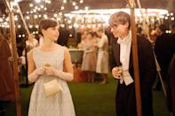 """<p>Theoretical physicist Stephen Hawking, who died in 2018, led an extraordinary life by any measure. In the movie about his life, we meet him as a young man (played by Eddie Redmayne) at the University of Cambridge, where he falls in love with his wife, Jane (Felicity Jones). But at just 21, he is diagnosed with the neurodegenerative disease ALS. As he battles ALS with Jane by his side, the movie starts bringing on all the feels. Their complex relationship over time is enough to make even the cold-hearted among us a bit emotional. It's an absolute must-watch.</p> <p><a href=""""https://www.netflix.com/title/80000644"""" rel=""""nofollow noopener"""" target=""""_blank"""" data-ylk=""""slk:Watch now on Netflix."""" class=""""link rapid-noclick-resp""""><em>Watch now on Netflix.</em></a> </p>"""