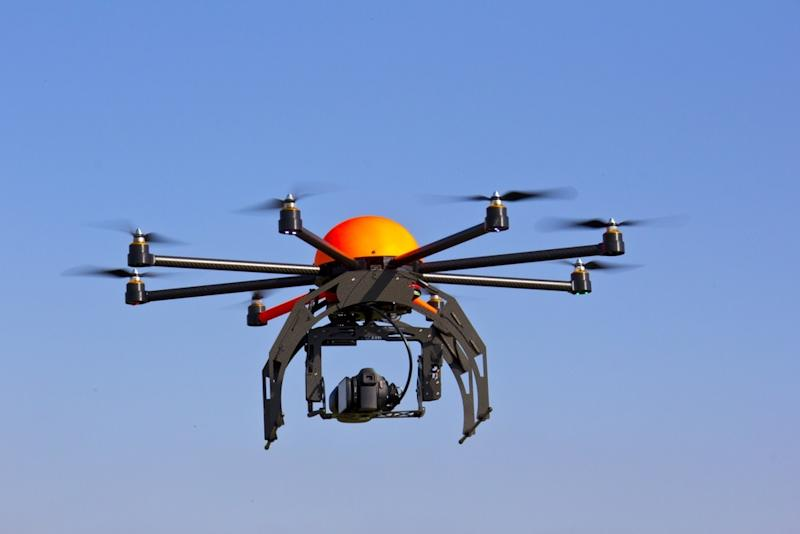 Does Twitter want to build a tweet-controlled drone?