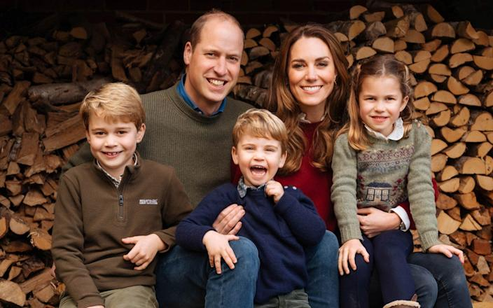 William and Kate have settled into a relatively simple family life in Norfolk - The Duke and Duchess of Cambridge/Kensington Palace
